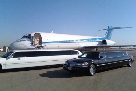 noleggio limousine transfer aeroporto