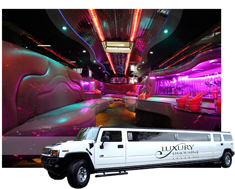 Hummer Limousine Milano
