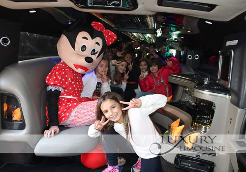 compleanno in limousine